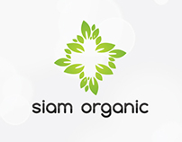 Organic Supplement Logo
