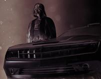 Camaro Vader Ltd ss Chevy