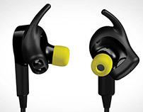 Jabra SPORT PULSE Wireless headset