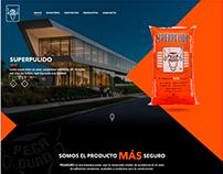 Pegaduro C.A. - Diseño, Desarrollo y Responsive design.