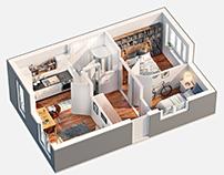 Cutout House
