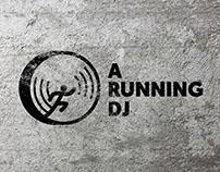 A Running DJ