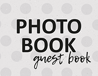 Wedding Guest photo book