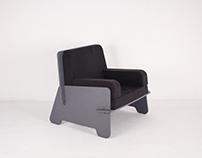 'The THE'_armchair