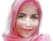 Portrait of 200s