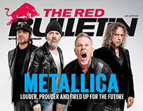 "Shamil Tanna ""Metallica-Red Bull"""