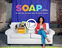Soap.com | Integrated campaign