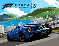 "Forza 6 ""Legacy"""