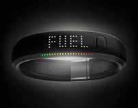 Nike: Fuel Band