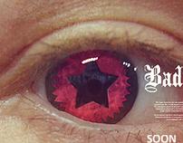 Bad Eye Logo & Poster