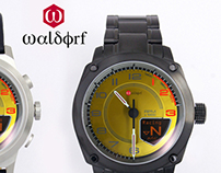 WALDORF prototypes watch racing collection