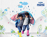 ADVERTISING | Ultra Mimi 2015