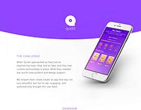 Quidd Mobile UI Design