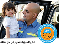 Make the Right Choice for your Child's Safety