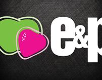 E&P Designs Branding