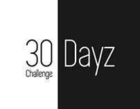 30 Dayz Challenge