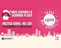 RADIO GUERRILLA - Ler Block - Social Media