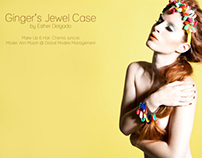 Ginger's jewels by Chema Juncos