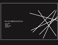 d+a collaborative website