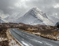 Isle of Skye :: Road to the Cuillins
