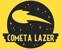 Cometa Lazer - Identidade Visual