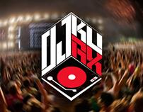 DJ Ku Rx | Branding