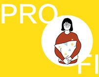 Work | PUPUPULA Profile Picutres