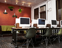NYU Computer Lab
