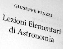 Lezioni Elementari di Astronomia