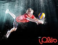 VBC Voléro Zürich H1 NLB Promo shots