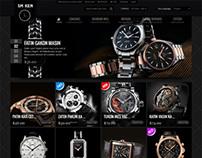 SM Ken, Magento Dark Online Watches Store Theme