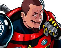 Nautilus - Character Redesign