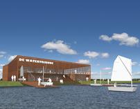 Watersports pavilion, Den Bosch (NL)