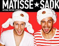 Matisse & Sadko -poster