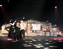 Various stage designs