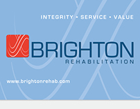 Brighton Rehabilitation Rebrand