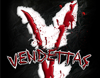 Vendettas Hockey Jersey Design