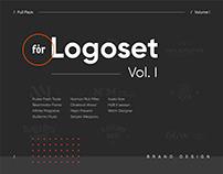 LOGOSET - Vol. I