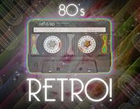 80's Retro!