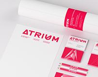 """""""ATRIUM"""" visual"""