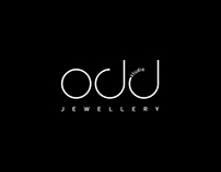 odd studio * jewellery * logo