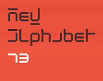New Alphabet 13