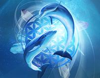 Atlantis Book Cover Artwork