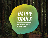 Happy Trails :: Logo Design