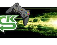 Playback Gaming Logo & Banner