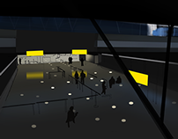 Lighting Design for Schiphol