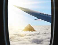Welcome to Egypt poster