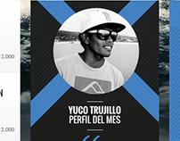 SurfingLatino website redesign