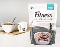 Nestlé Fitness - redesign