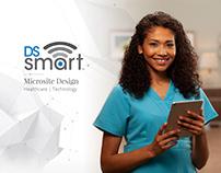 DS Smart Microsite Design